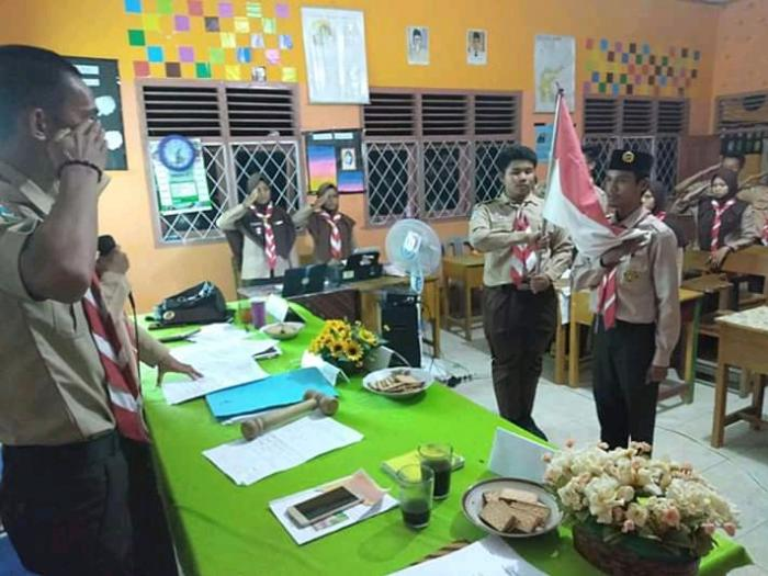 Miki Idrianto terpilih secara Aklamasi sebagai Ketua Gudep