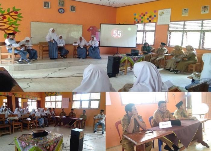 Debat Kandidat Paslon Ketua OSIM